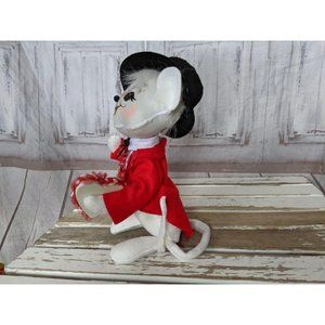 Annalee Holiday - Annalee 2008 Valentine's Day Sweetheart Boy Mouse